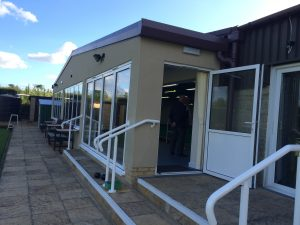 Extension to Chipping Norton Bowls club
